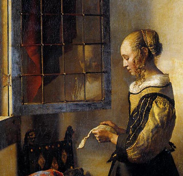 Le donne che leggono sono sempre piu pericolose mirna for Ragazza alla finestra quadro