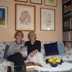 con Giuliana melusina 017
