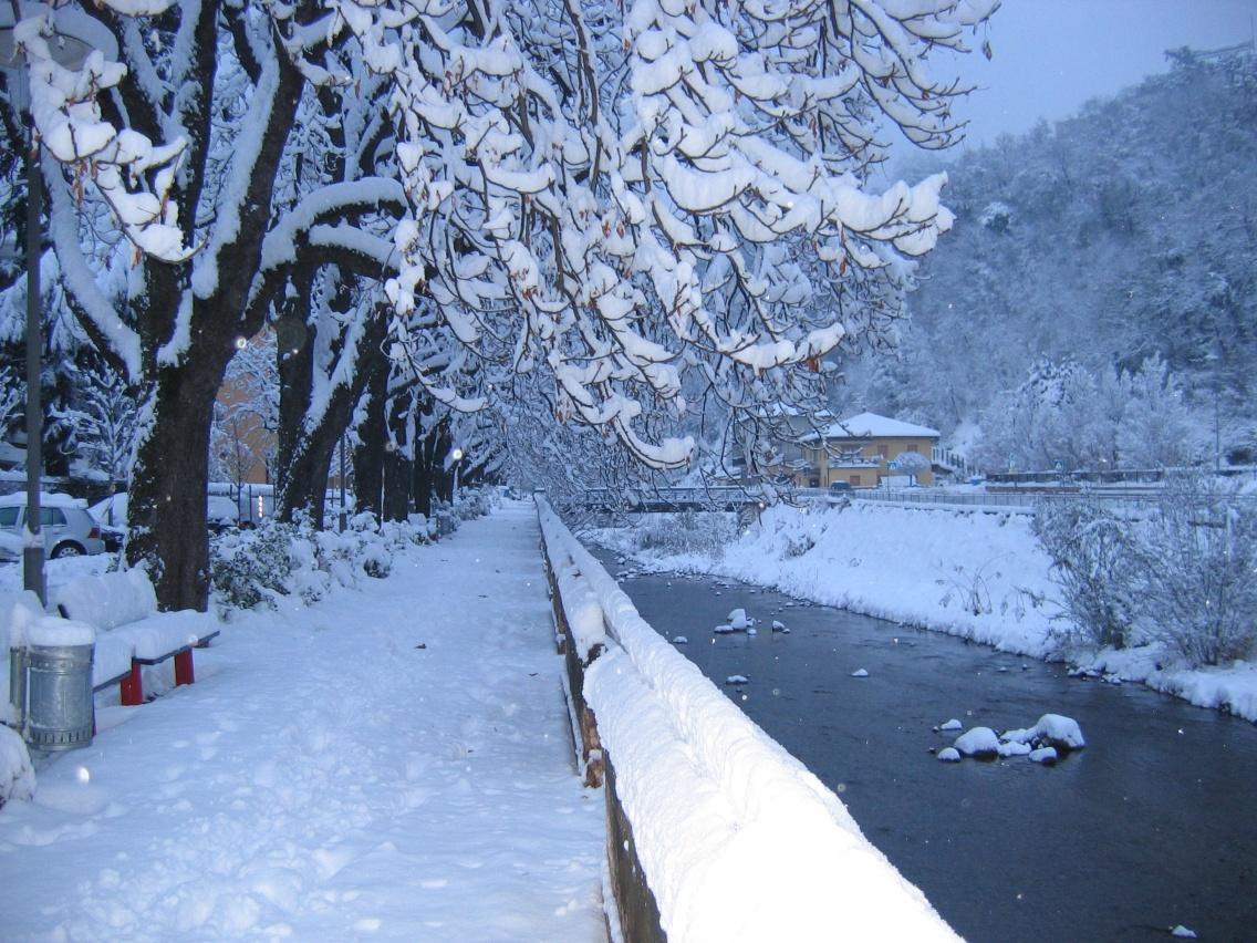 Neve a Trento - Come 'na volta | Ho avuto qualche minuto di … | Flickr