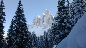 Val di Funes, febbraio 2014