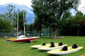Centro Velico Lago di Cavedine