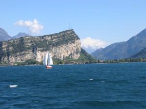 """""""Vento"""" = vento da nord nell'Altogarda Trentino"""