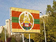 Simboli russi in Transinistria