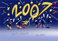 Buon 2007 dalle Formiche della Settimana! - Copyright: Fabio Vettori