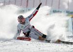 Monte Bondone: Marco Pastore  vincitore del'edizione 2006 - fonte: www.carvingcup.com