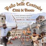 PALIO DELLE CONTRADE 2012<br/> Trento – Dal 7 al 9 settembre