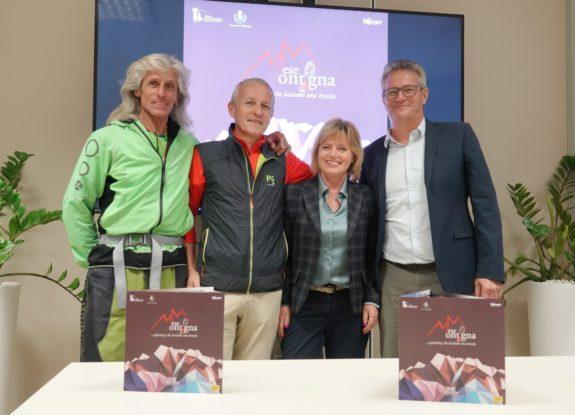 """Presentata la 13ª edizione di """"Mese Montagna"""", molti i big dell'alpinismo"""