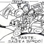LABORATORIO UMORISTICO <br> Fumetti e illustrazione allo Studio d'Arte Andromeda