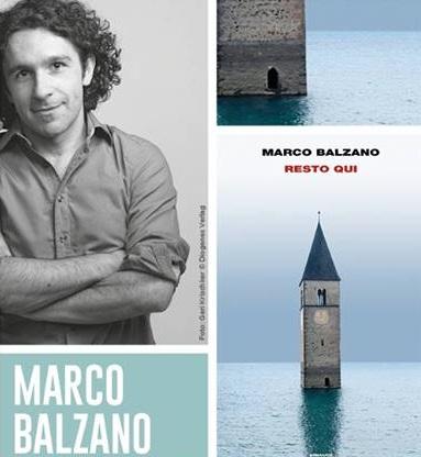 """A CAVARENO INCONTRO CON L'AUTORE """"MARCO BALZANO"""""""