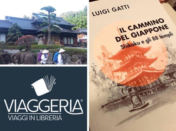 """Luigi Gatti presenta il libro """"Il cammino del Giappone"""""""