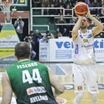 DOLOMITI ENERGIA: ad un passo dal colpaccio ma in overtime vince Avellino 79-69