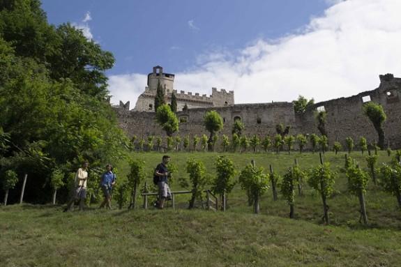 600 Castello di Avio A�Silvia Papesso, Archivio FAI