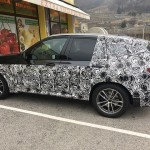 SCOOP: NUOVA BMW X3