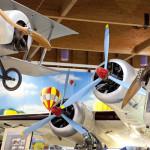 """MUSEO GIANNI CAPRONI: decolla il weekend """"Prendi l'estate al volo"""""""