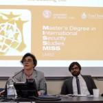 UNIVERSITà: PRESENTATA MISS, LAUREA MAGISTRALE IN SICUREZZA INTERNAZIONALE