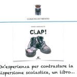 CLAP! – entusiasmo e interesse per la serata del 7 aprile