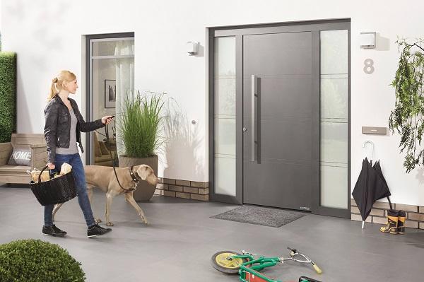 Thermosafe ha rmann la porta pia sicura per la tua for La tua casa trento