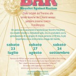 SPORT: BAR- Bicycles Against Racism, partenza sabato 23 luglio