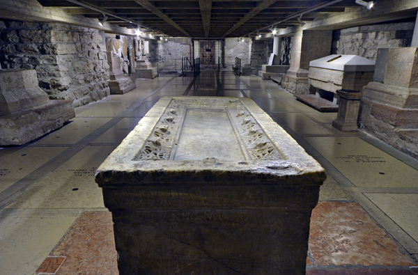 tridentum trento sotterranea - photo#8