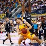 Una bella Dolomiti Energia perde 85-76 contro Gran Canaria