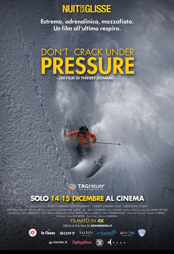 600 don't crack under pressure