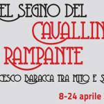 """CULTURA: inaugurata a Roma oggi la mostra """"il cavallino rampante"""" del Museo Caproni"""
