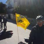 DA ROMA A BRUXELLES (IN BICI) PER GLI STATI UNITI D'EUROPA: un resoconto del nostro blogger Riccardo Lucatti