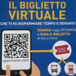 OPEN MOVE: in trentino la app gratis per i biglietti di bus e treni