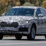 MOTORI: In esclusiva, fotografata la nuova Audi Q5 in giro per il Trentino