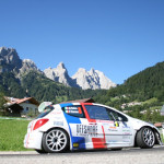 Rally San Martino 2016: la carica dei 108