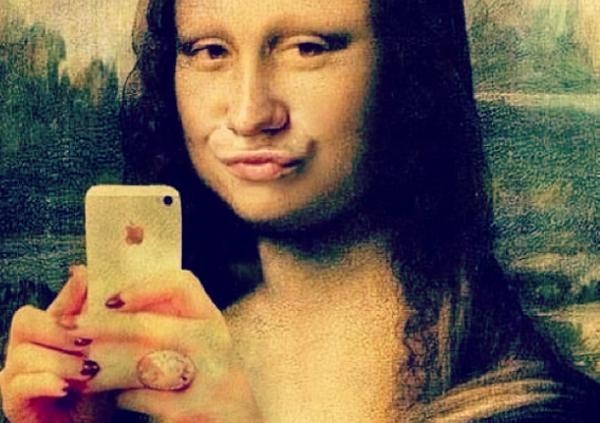 600 selfie
