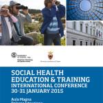 FORMAZIONE ECM: 30 e 31 gennaio 2015, prima conferenza internazionale sull'educazione professionale socio sanitaria