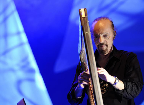 Concert anniversaire Alan Stivell 1972/2012 A?A� l'Olympia.