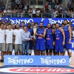"""Aquila basket – Il presidente Longhi: """"Una Trentino Cup stimolante e partecipata"""""""