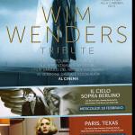 WIM WENDERS TRIBUTE: Al Modena in versione digitale restaurata due film simbolo