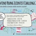 TRENTINO YOUNG SCIENTIST CHALLENGE: al via la prima edizione della festa della scienza