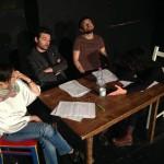 TEATRO: 3 compagnie si esibiscono nello studio della drammaturgia