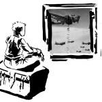 Teatro Portland<br/>Il bombardamento della Portèla di Trento attraverso i disegni di Libero