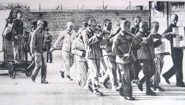 Mauthausen Orchestra Dedicated To J Goebbels