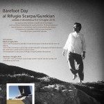 DOLOMITI BAREFOOT DAYS: il cammino a piedi nudi con Andrea Bianchi prosegue sul Rifugio Scarpa