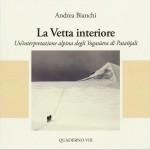"""""""LA VETTA INTERIORE"""" AL TRENTO FILM FESTIVAL, il nuovo libro di Andrea Bianchi"""