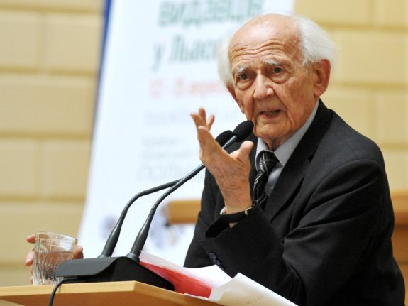 """""""La prospettiva di Bauman sull'Olocausto"""""""