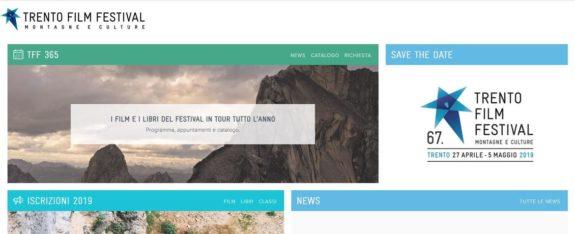 67° Trento Film Festival: entrano nel vivo i preparativi