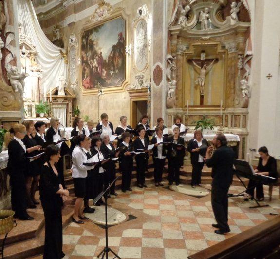 A Trento il concerto del coro Anthea