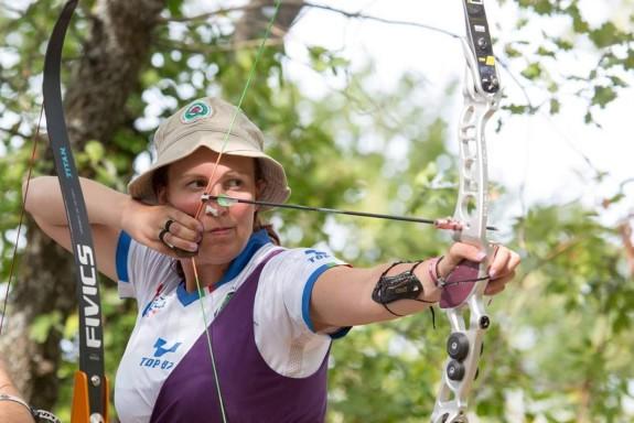 Eleonora Strobbe fonte World Archery