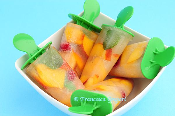 Ghiaccioli di frutta
