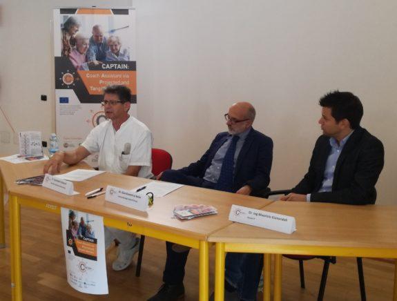 L'Università di Trento e l'A.P.S.S cercano volontari per il progetto 'CAPTAIN'