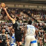 DINAMO SASSARI – DOLOMITI ENERGIA TRENTINO: i sardi travolgono l'Aquila Basket 103-78 e portano la serie sul 2-1