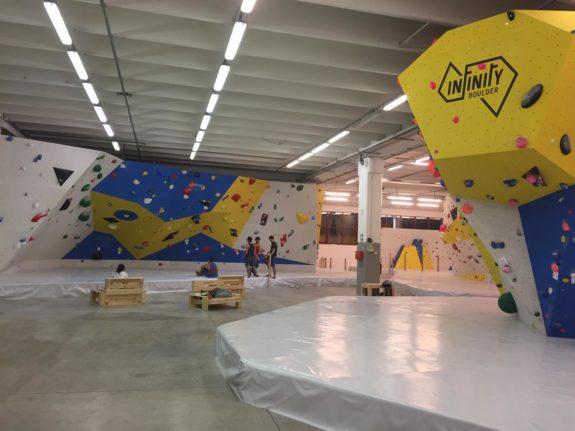 """All'Infinity Boulder di Mattarello vi aspetta """"La Sportiva Climb in Gym Tour 2018"""""""