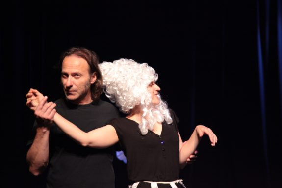 """Al teatro Sanbàpolis di Trento lo spettacolo """"Misantropo"""""""